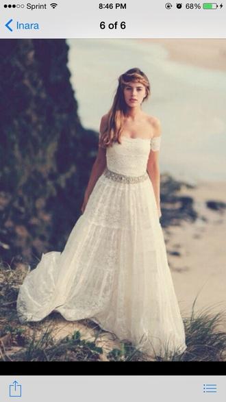 dress vintage wedding dress hipster wedding