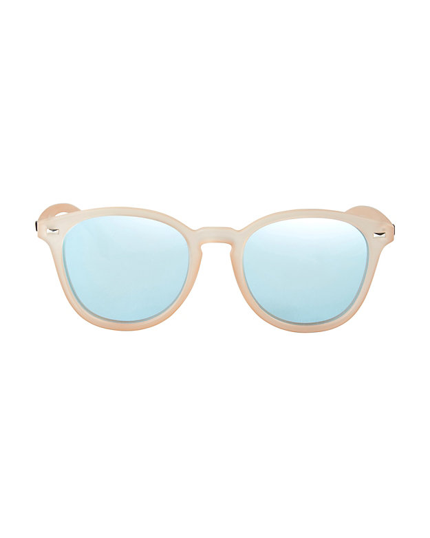 619c5fc8c7 Le Specs Bandwagon Sunglasses  Raw Sugar - INTERMIX®