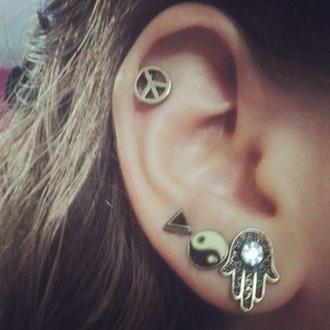 jewels jewelry earrings piercing ear piercings