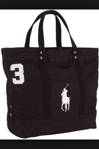 bag ralph lauren tote bag