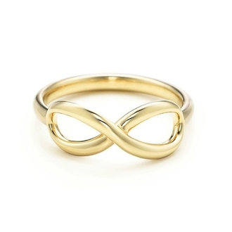 jewels jewelry gold ring infinity