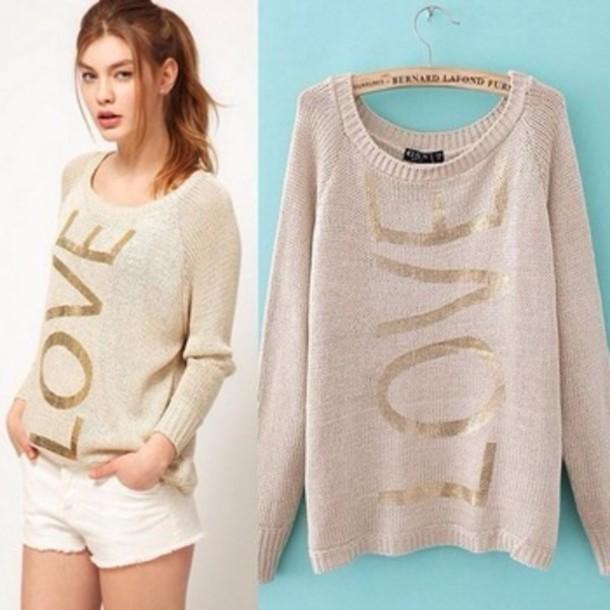 sweater love sweater