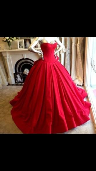 dress ball gown dress ball gown wedding dresses red dress long dress prom dress long prom dress