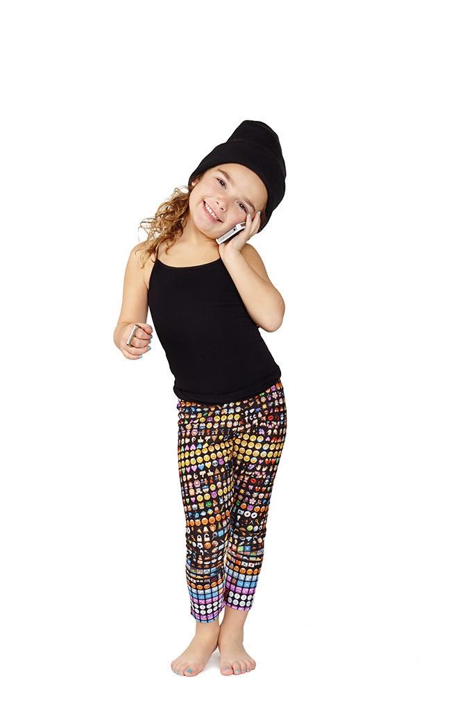 Zara Terez - Kids Emoji Leggings