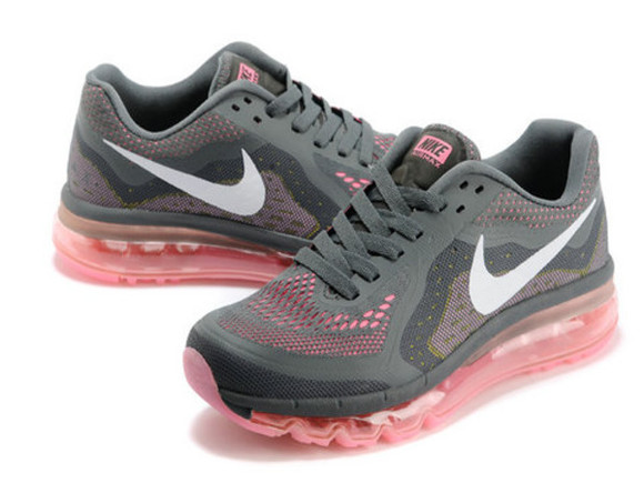 shoes nike sneakers nike air nike airmax grey sneakers