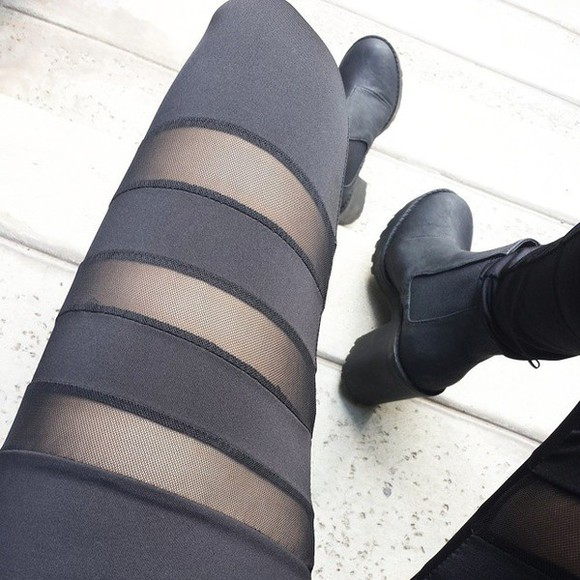 black leggings leggings black mesh mesh leggings black mesh black mesh leggings mesh cutout leggings mesh cutouts mesh panel mesh panels mesh paneled