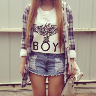 jacket shirt t-shirt shorts bag blouse boy fashion pullover