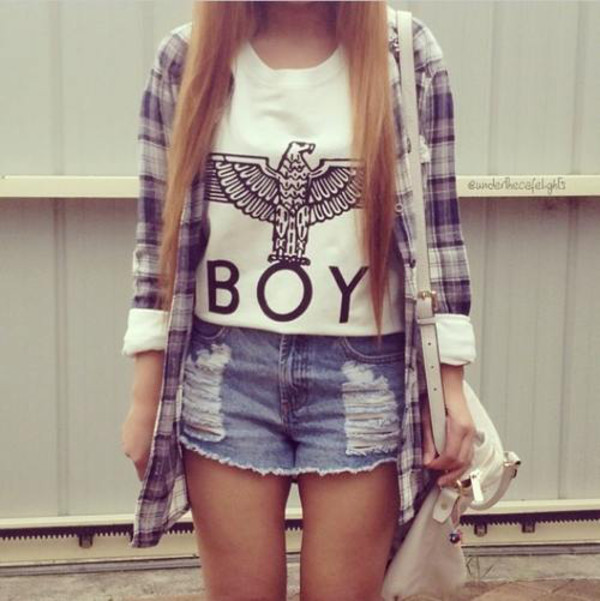 jacket shirt t-shirt shorts bag blouse boy fashion pullover cute top white t-shirt cute top