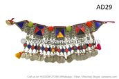 jewels,afghan online bazaar,afghanistan fashion,afghanstore,afghan,handmade,handmade jewellry,kuchi jewelry,saneens,necklace,belly dance