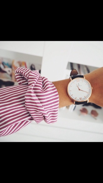 home accessory watch michael kors watch anchor preppy