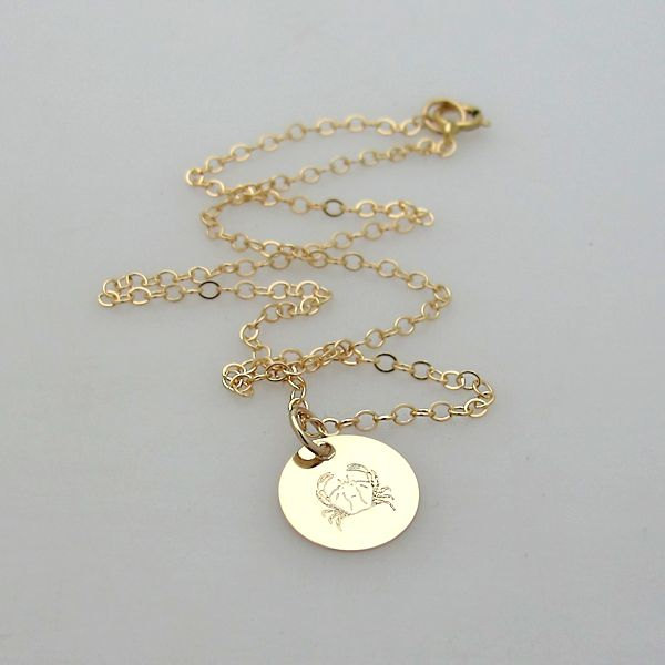 Gold initial necklace personalized pendant custom engraved charm gold initial necklace personalized pendant custom engraved charm necklace gift for her gold filled 14k pendant minimalist necklace aloadofball Choice Image