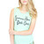Summer Hair Muscle Tank – Jawbreaking