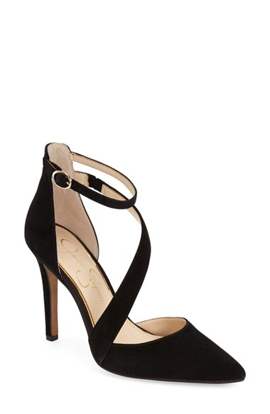 Jessica Simpson 'Castana' Pointy Toe Pump (Women) | Nordstrom