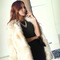 Luxury high sense 2014 cool fashion mixed color hair fox fur fur coat tops plus size s xl faux fur winter outerwear warm saias-in fur & faux fur from women's clothing & accessories on aliexpress.com   alibaba group