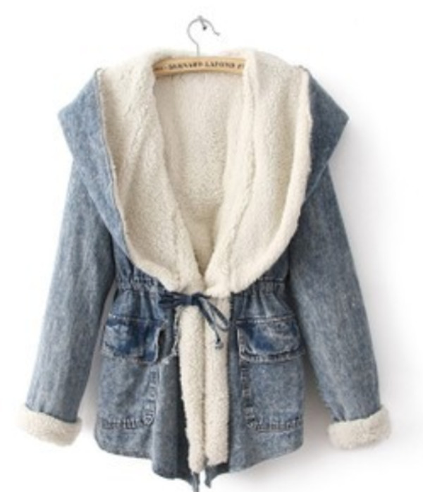 coat beautiful cute grey jeans hipster hypster white love jacket fall outfits