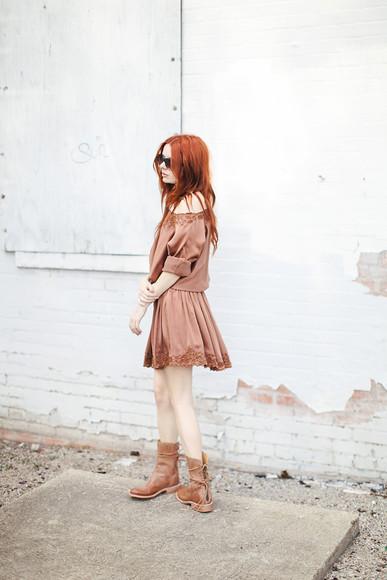 sea of shoes shoes Belt blogger skirt