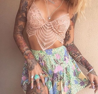 skirt cute style shirt