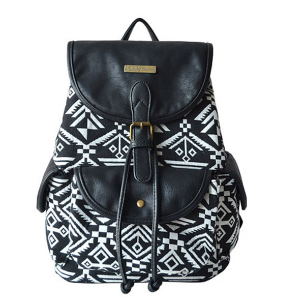 bag backpack fashion black