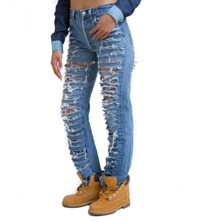 Custom jean