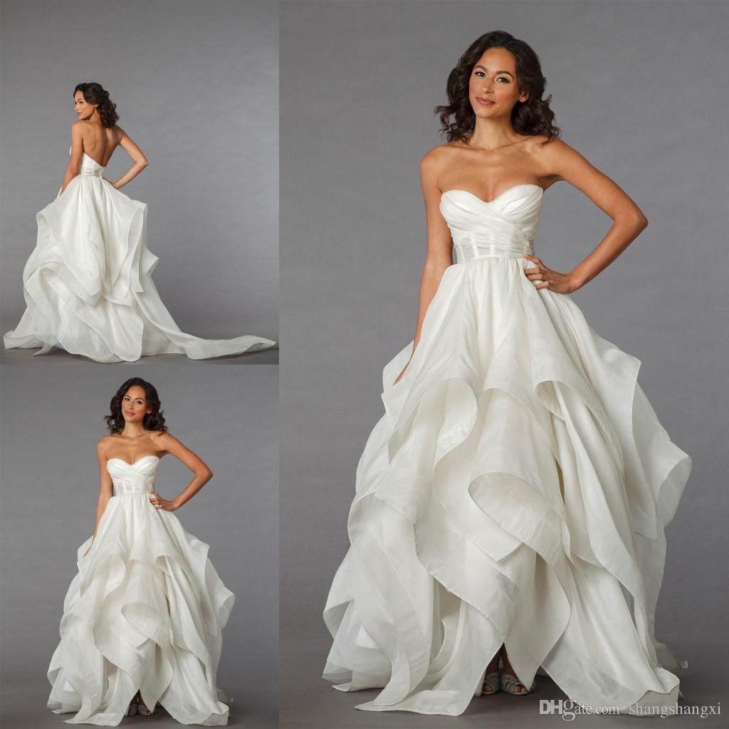 2015 wedding dresses pnina tornai collection vintage a for Wedding dresses with lace up back