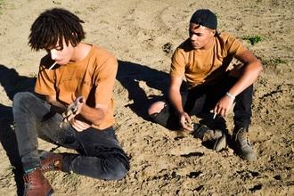 shirt brown guys