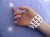 bones,bracelets,pearl,cute,jewels