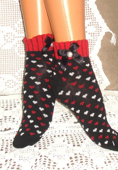 women holiday gift handmade dress button socks leg warmers lace leg warmers black socks ivory socks red socks hand knit socks gifts bridesmaid gifts best gifts tall socks button leg warmer