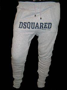 New womans dsquared2 sport pants sz l