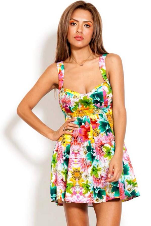 ariana grande floral dress floral dress dress summer dress