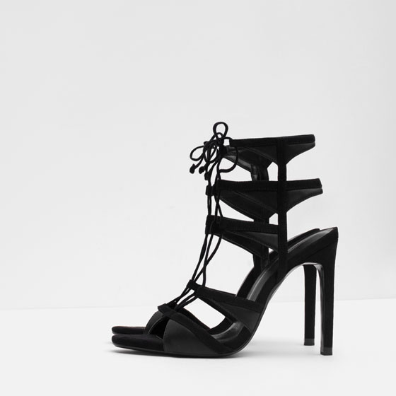 SLINGBACK WRAPAROUND SANDALS - View All-SHOES-WOMAN-SALE | ZARA United States