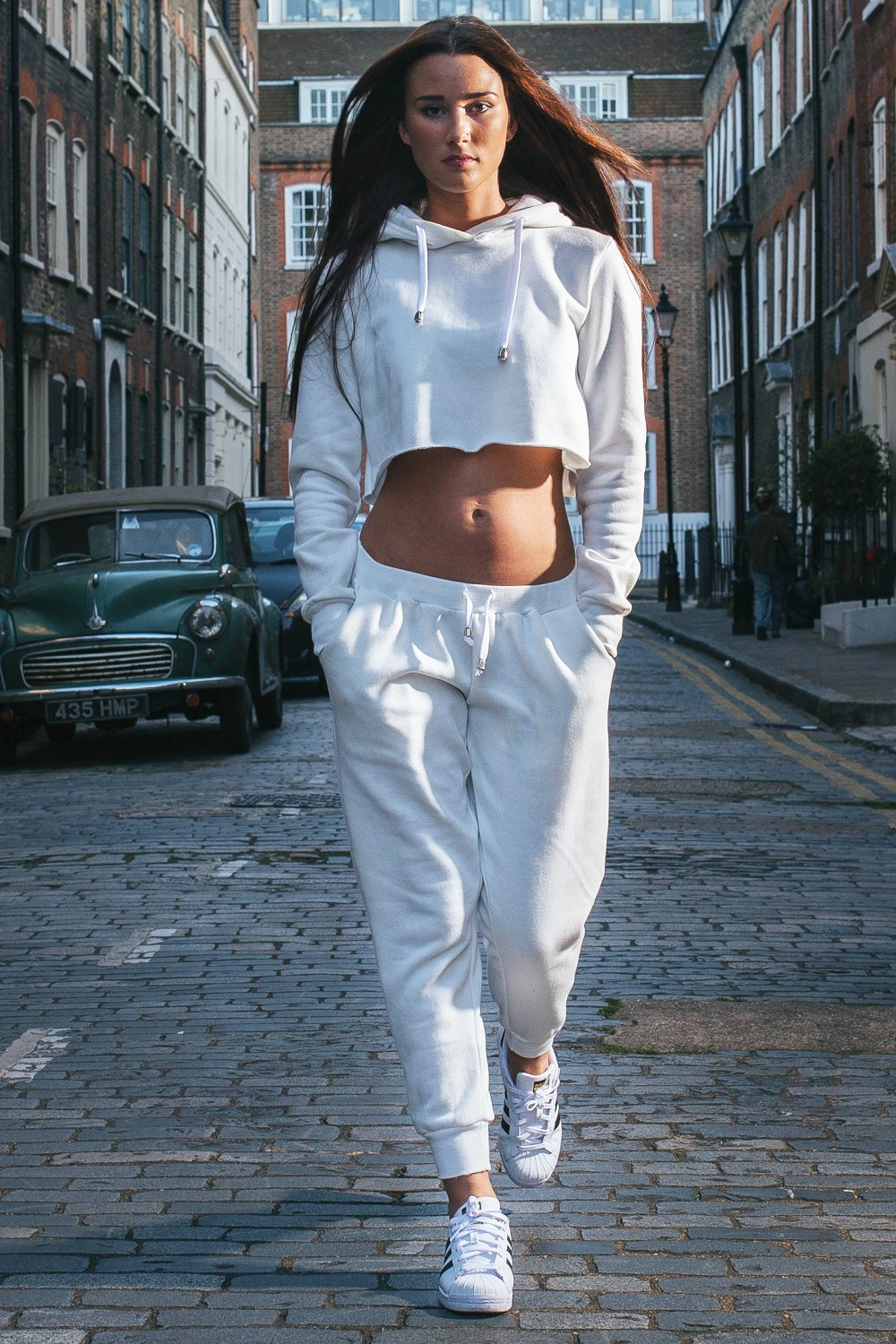 Awesome New Ladies Womens Velour Velvot Crushed 2 Piece Lounge Wear Jogger Tracksuit SET