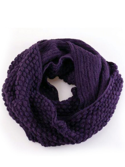 Cornia Snood Scarf | Outfit Made