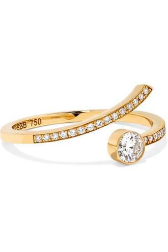 diamond ring ring gold jewels