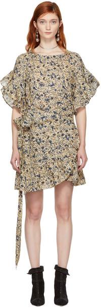 Isabel Marant etoile dress beige