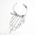 Spike Cross Rivet Tassels Chain Upper Arm Cuff Armband Armlet Bracelet Gothic | eBay