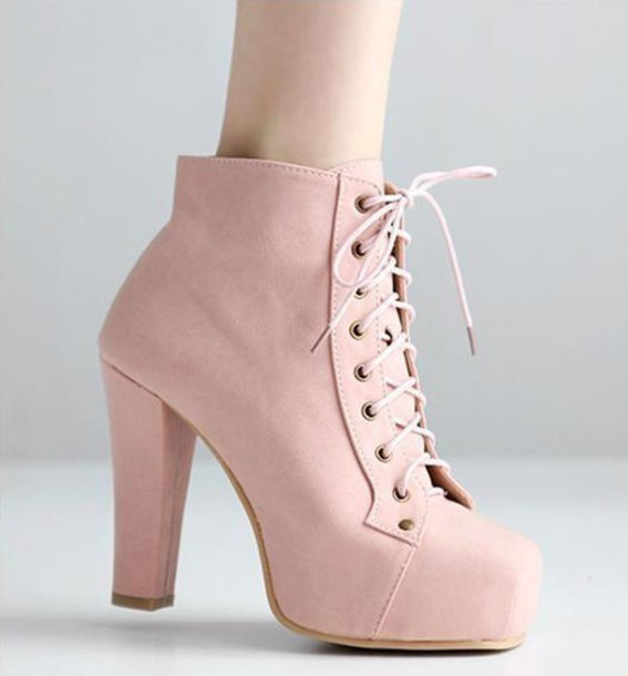 shoes pink jeffrey cbell lita lita platform boot