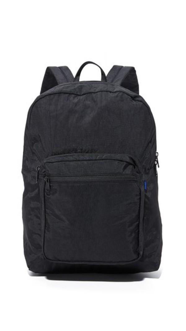 BAGGU School Backpack in black