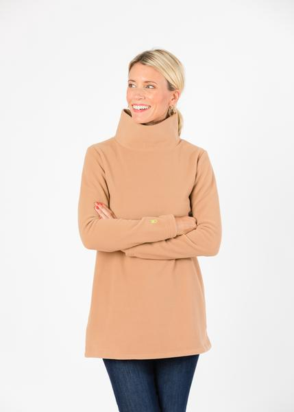 Cobble Hill Turtleneck (Camel)