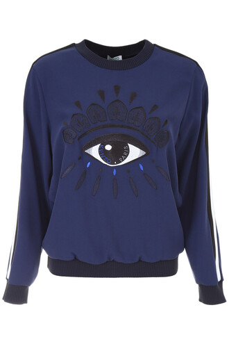 sweatshirt embroidered sweater