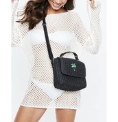 dress,white,crochet