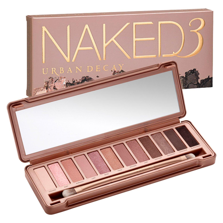 Urban Decay Naked 3 Palette: Amazon.de: Parfümerie & Kosmetik