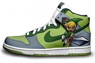 shoes legend of zelda high top nike nike shoes high top sneakers sneakers