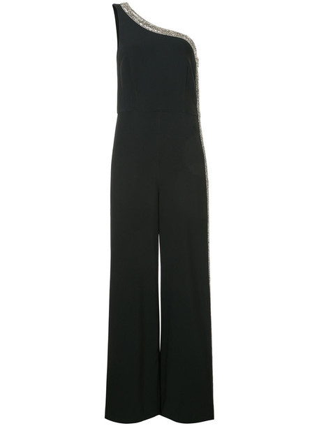 Adam Lippes jumpsuit women spandex black