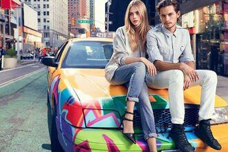 shoes cara delevingne jacket jeans