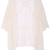 ROMWE | ROMWE Floral Lace Asymmetric Apricot Cardigan, The Latest Street Fashion