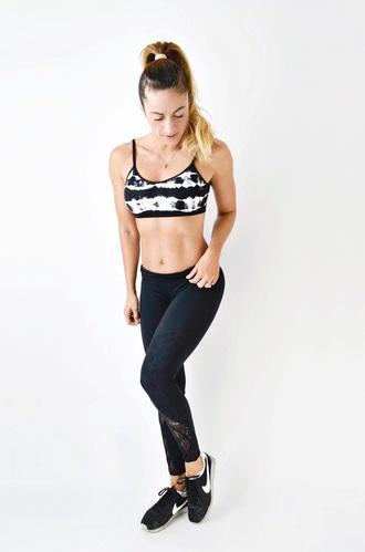 quality rivets blogger leggings top shoes