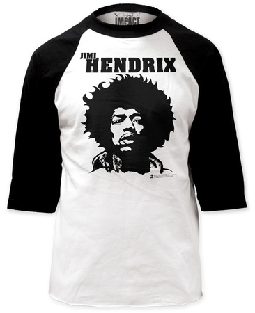 BB Jersey: Jimi Hendrix Shirts - by AllPosters.ie
