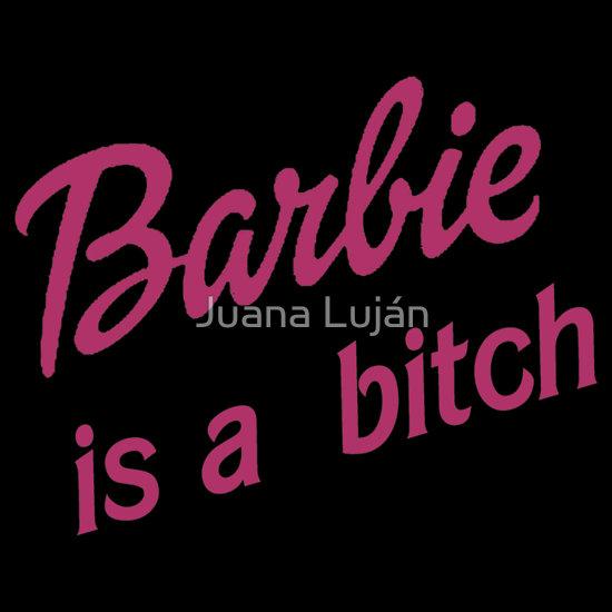 """barbie"" T-Shirts & Hoodies by Juana Luján | Redbubble"
