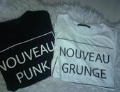 t-shirt,grunge,punk,black,white,shirt,black with white letters,nouveau punk/zara/black/ m or ll