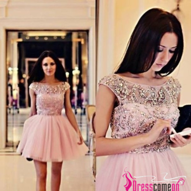 short dresses prom
